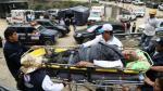 Carretera Central: brigadas atienden a afectados tras huaicos - Noticias de matucana