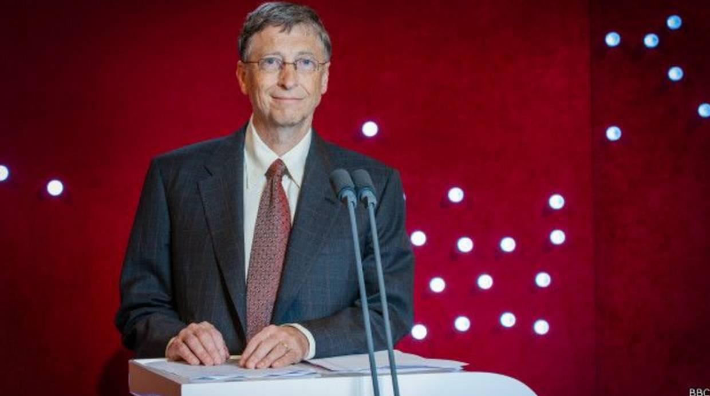 Bill Gates se retiró de Harvard antes de graduarse. (Foto: BBC Mundo)
