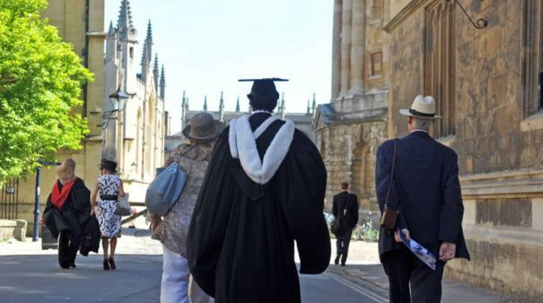 La universidad de Oxford es una de las más tradicionales en Reino Unido. (Foto: BBC Mundo)