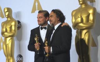 Leonardo DiCaprio y lo que dijo tras ganar el Oscar