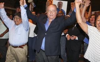 Flores-Aráoz presentó recurso contra inscripción de Guzmán