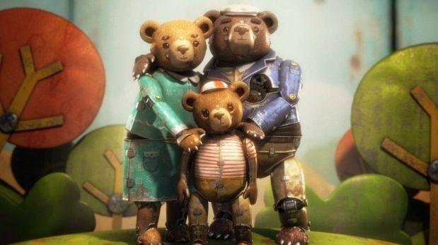 Mira el corto del oso melancólico que ganó el Oscar [VIDEO]