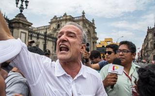Guerra García: Solo deben participar los que cumplieron reglas