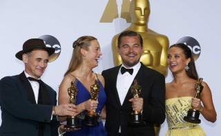 Oscar 2016: premios registraron su peor audiencia en 8 años