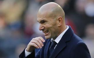 Zidane defendió rendimientos de Isco Alarcón y James Rodríguez