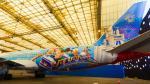 El primer avión temático de Disney que volará en Latinoamérica - Noticias de minnie mouse
