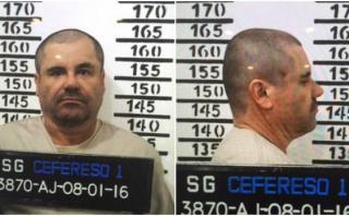 """México a El Chapo Guzmán: """"La cárcel no es un spa"""""""