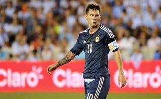 """Messi: """"Todo lo que se pierde con la selección me angustia"""""""