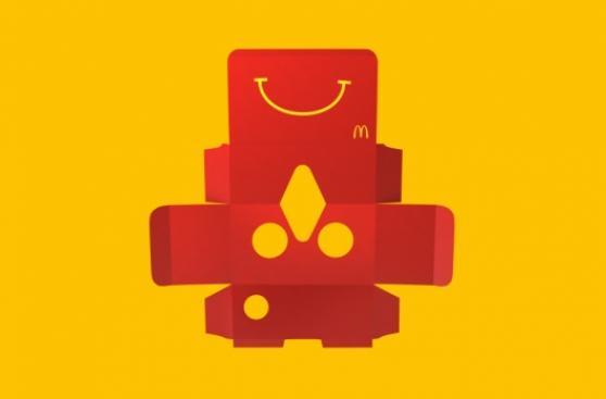 McDonald's convierte cajita feliz en visor de realidad virtual