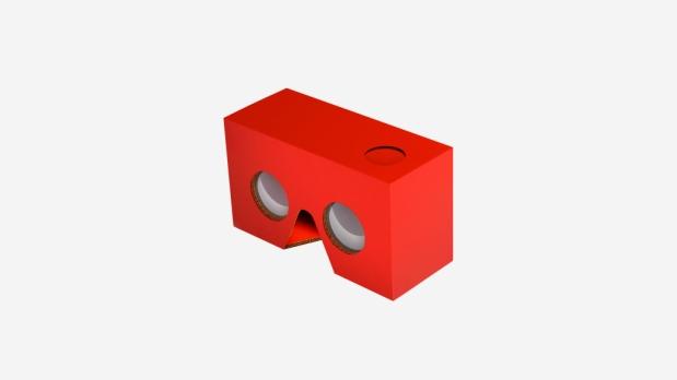 Este es el quinto paso para convertir la cajita feliz en un visor de realidad virtual. (Foto: Mc Donald's)