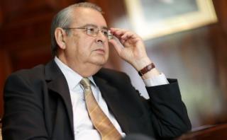 Wagner aclara que no asistió a reunión entre García y Torrado