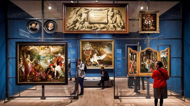 Google presenta cámara especial para inmortalizar obras de arte