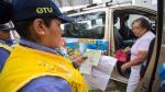 Municipalidad de Lima fiscaliza movilidades escolares - Noticias de gerencia de transporte urbano