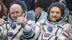 Astronautas retornan a la Tierra tras pasar 340 días en órbita - Noticias de scott charles