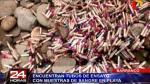 Barranco: arrojan tubos de ensayo con sangre a la playa - Noticias de divincri barranco