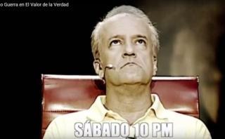 """""""El valor de la verdad"""" tendrá este sábado a Nano Guerra García"""