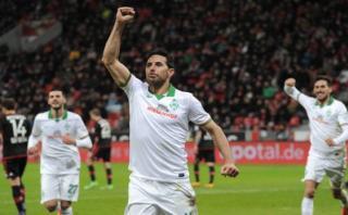 """Claudio Pizarro: """"Todavía no pienso en terminar mi carrera"""""""