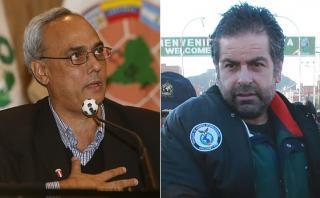 Burga y Belaunde Lossio serán interrogados por Fiscalización