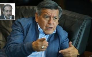 """""""Veo difícil que César Acuña repunte"""", dice su asesor"""