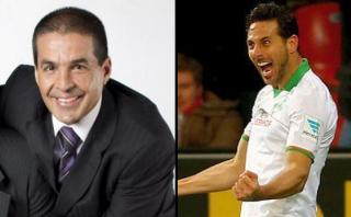 ¿Qué dijo Gonzalo Núñez sobre el hat-trick de Claudio Pizarro?
