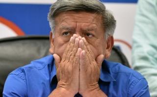César Acuña: JEE excluyó su candidatura del proceso electoral