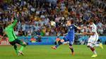 Lo que Palacio dijo a un amigo sobre chance que erró en Mundial - Noticias de huracan manuel