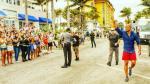 """""""Baywatch"""": difunden fotos del filme con Dwayne Johnson - Noticias de mitch buchannon"""