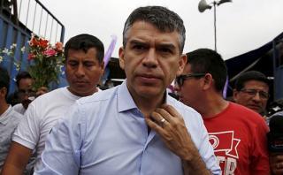 Julio Guzmán: declaran improcedente su lista congresal por Lima