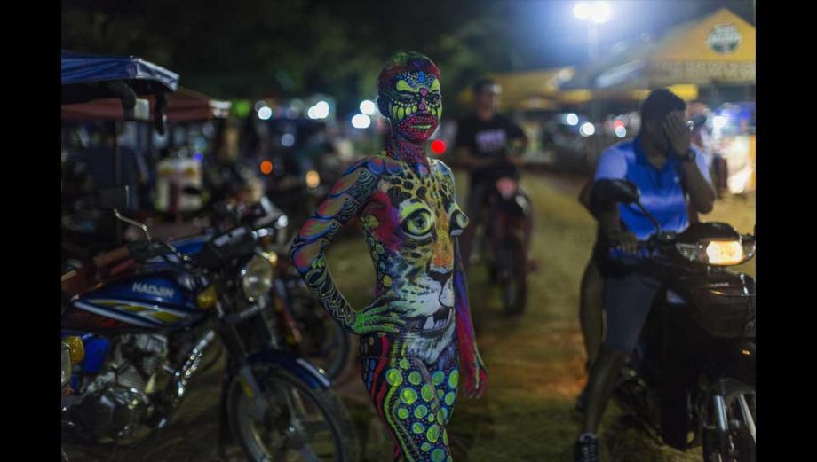 Carnaval de Ucayali: un mes de fiesta, color y misticismo