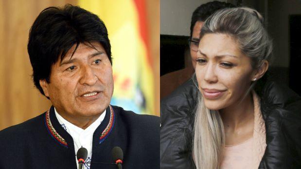 Bolivia: Acta de nacimiento de hijo de Evo se usó para negocios
