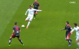 Golazo de Cristiano Ronaldo tras violento remate [VIDEO]