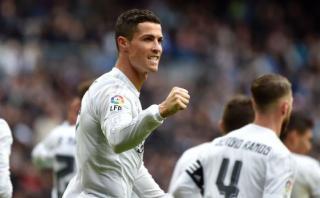 Mira el póker de Cristiano Ronaldo con el Real Madrid [VIDEO]