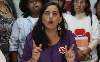 """Mendoza sobre Guzmán: """"Candidatos deben seguir en competencia"""""""