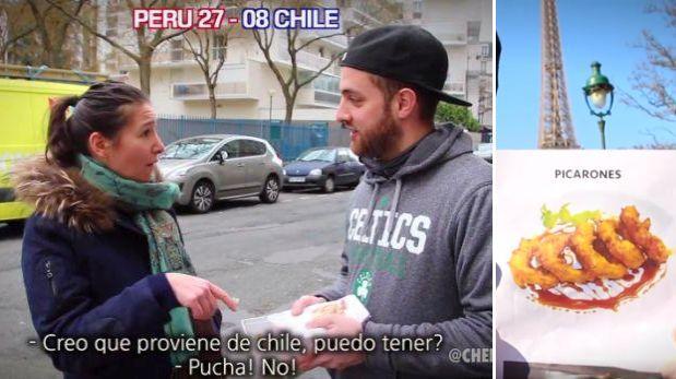 ¿Peruano o chileno? Chef pregunta origen de picarones en París