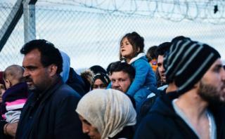 El 59% de los franceses no quiere que su país acoja refugiados