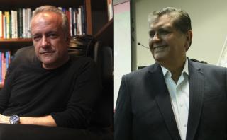 """El valor de la verdad"": Nano Guerra admira a Alan García"