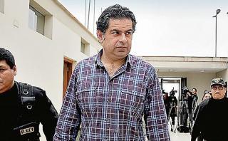 Enviarán preguntas a Martín Belaunde Lossio por caso de agendas