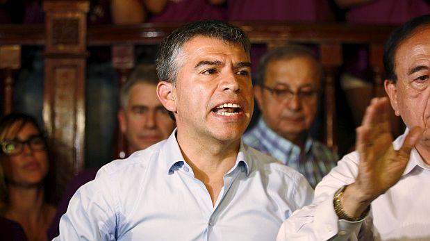 Julio Guzmán: Hay apanado contra mí, todos esperan robar votos