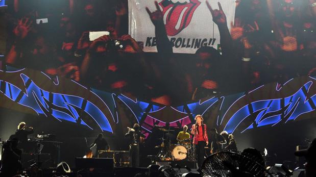 Los Rolling Stones trajeron el Olé Tour a Lima. La fiebre por los británicos ya había pasaso por países como Brasil. (Foto referencial: AFP)