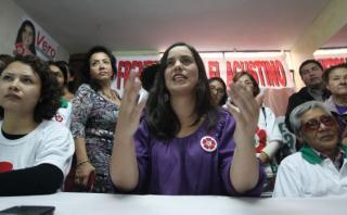 GFK: Verónika Mendoza alcanza intención de voto de César Acuña