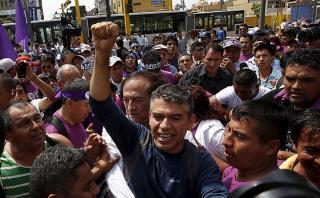 Partido de Julio Guzmán apeló hoy fallo contra su plancha