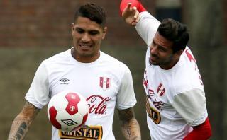 Claudio Pizarro compartió secreto que tenía con Paolo Guerrero