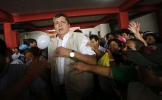 Alan García sobre Guzmán: Es aventurado, audaz e irresponsable