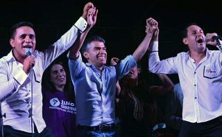 Partido de Julio Guzmán cree que tacha es por un tema sublegal