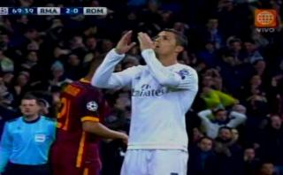 Cristiano Ronaldo: no vas a creer la ocasión de gol que falló