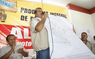 Datum interpuso querella contra Alan García por difamación