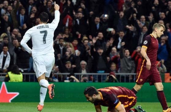 CUADRO x CUADRO: gran movimiento y gol de Cristiano Ronaldo
