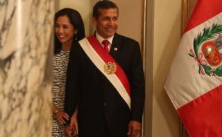 Otárola: El candidato en el 2021 tendría que ser Ollanta Humala