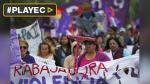 México: miles exigen el fin de la violencia contra la mujer - Noticias de rocío calderón