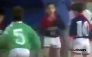 Descubren gol de Messi en Newell's y se viraliza en redes